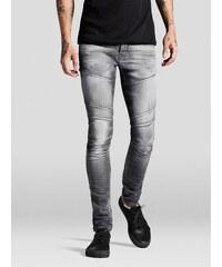 Jack & Jones Glenn Indigo-Strick Slim Fit Jeans