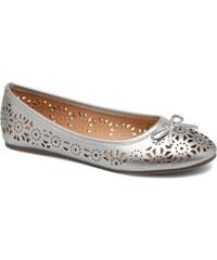 I Love Shoes - Suflatou - Ballerinas für Damen / silber
