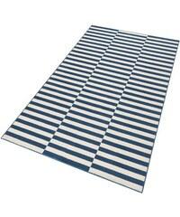 HANSE HOME Teppich Panel gewebt blau 2 (B/L: 80x150 cm),3 (B/L: 120x170 cm),4 (B/L: 160x230 cm),6 (B/L: 200x290 cm)