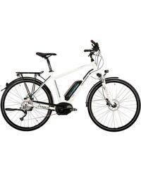 CORRATEC Corratec City E-Bike 28 Zoll 10 Gg Kettensch Mittelmotor E-Power 28 Active 10s Gent 400W weiß RH 54 cm,RH 57 cm