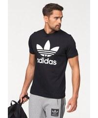 adidas Originals T-Shirt ORIG TREFOIL T schwarz L (52/54),M (48/50),S (44/46),XL (56/58)