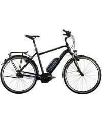 CORRATEC Corratec City E-Bike 28 Zoll 8 Gg Nabensch Mittelmotor E-Power 28 Active Gent 400W schwarz RH 48 cm,RH 54 cm