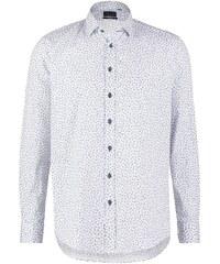 SJ Sand Jeans SIMON Hemd white/blue