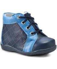 Kotníková obuv KORNECKI - 03593 N/Kobalt/S