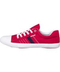 Fred & Boston Herren Freizeit Schuhe Rot