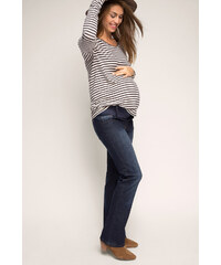 Esprit jeans with under-bump waistband