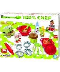 ECOIFFIER Ecoiffier dětská sada kuchyňského příslušenství