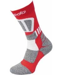 Comodo Ponožky 2 ks TREKKING STT RED LOT DE 2