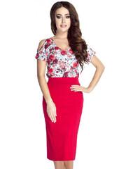 Mewa Červená sukně 6051
