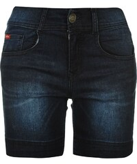 Kraťasy dámské Lee Cooper Regular Denim Dark Wash