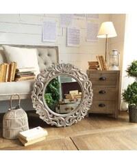 Zrcadlo Sassari Natural Grey