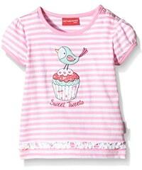 SALT AND PEPPER Baby - Mädchen T-Shirt B T-shirt Sweetie Stripe
