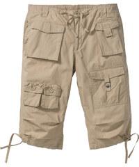 bpc bonprix collection Bermuda long Loose Fit beige homme - bonprix