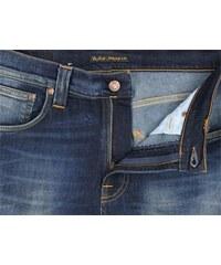 Nudie Lean Dean Jeans peel blue
