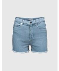EDITED the label High Waist Denim Shorts 'Casey'