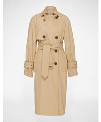 EDITED the label Mantel 'Helen Trenchcoat'