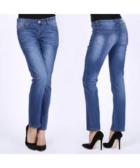 Lesara Regular Fit-Jeans mit Waschung - 36