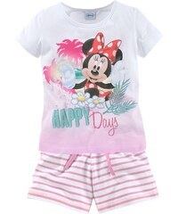 WALT DISNEY Shirt Hose Mit Minnie Mouse Druck Set 2 tlg.
