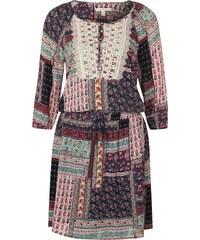 ESPRIT Blusenkleid mit Frontpasse