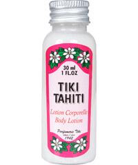 Lotion Corporelle Au Monoï De Tahiti - Tiki Lait Corporel 30ml