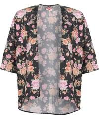 Lee Cooper Print Kimono Roses
