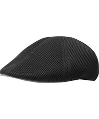 Firetrap Sport Gatsby pánské Flatpeak Hat Black