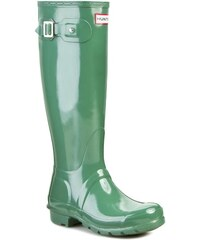 Gummistiefel HUNTER - Original Gloss W23616 Moss Green