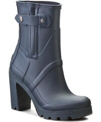 Gummistiefel HUNTER - Original High Heel WFP1022RMA Blau