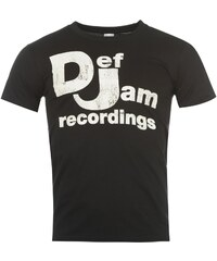 Tričko Official Def Jam pán.