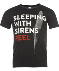 Tričko Official Sleeping With Sirens pán.