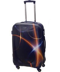 Cestovní kufr Dielle M 01R-60-05 modrá