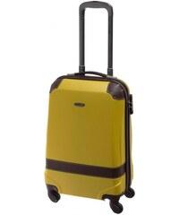 Cestovní kufr Dielle SX 210-50k-37 hořčicová