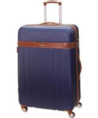 Cestovní kufr Dielle L 220-70-05 modrá