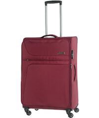 Cestovní kufr March Focus M 25862-02 vínová