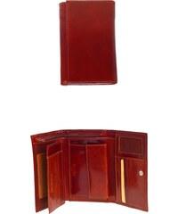Peněženka Carraro Tamponato 310-TA-62 vínová