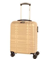 Cestovní kufr Dielle S 350-50-67 béžová