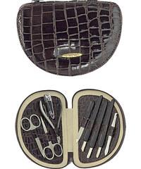 SET manikůra Carraro Cocco 391-CO-66 tabáková