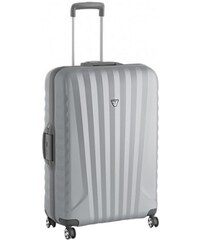Cestovní kufr Roncato Uno SL M 5142-0225 stříbrná