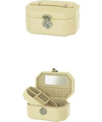 Šperkovnice Carraro Cervo 5283-CE-24 krémová
