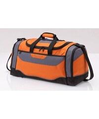 Cestovní taška Travelite 6604-87 oranžová