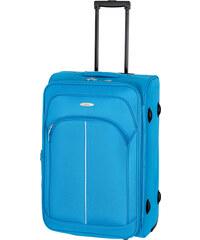 Cestovní kufr d&n M 7260-06 tyrkysová