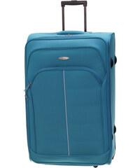 Cestovní kufr d&n L 7270-06 tyrkysová