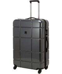 Cestovní kufr Titan Backstage 4W M 80540201-85 šedá