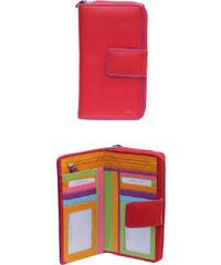 Peněženka Carraro Neon 856-NN-02 červená