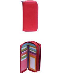 Peněženka Carraro Neon 857-NN-02 červená