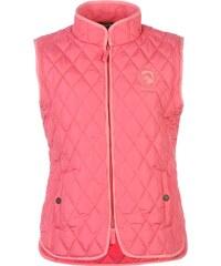 Vesta dámská Requisite Lightweight Pink