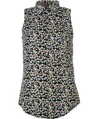 Triko dámské Lee Cooper All Over Pattern Sleeveless Ditsy Floral