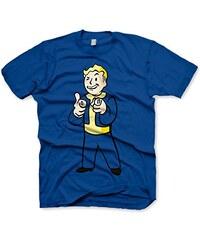 Level Up Wear Herren, T-Shirt, Vault Boy Charisma