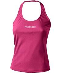 PROGRESS sportswear Dámské plavky Cascada růžové tankiny růžová 38