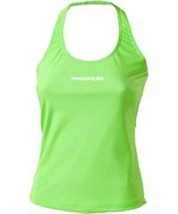 PROGRESS sportswear Dámské plavky Cascada zelené tankiny zelená 40